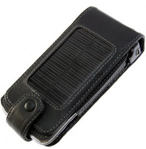 Ricarica il tuo iPhone con il sole