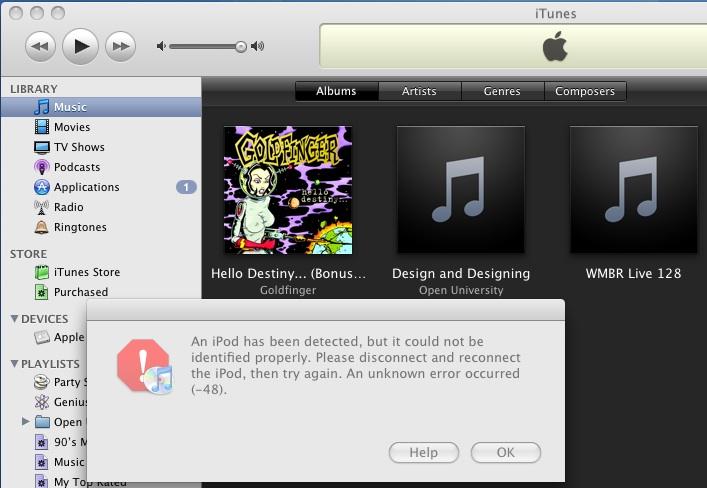 Pwnage Tool, ti presento iTunes 8