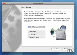 LeopardAssist porta Leopard anche su mac G4