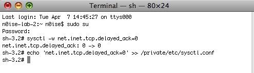 Tutorial: aumentare velocità di trasferimento dati da Pc (Samba) a Mac
