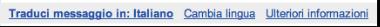 Traduzioni al volo ora su Gmail