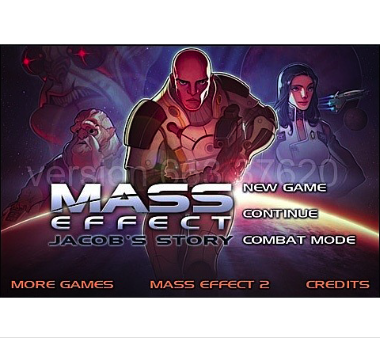 Annunciato Mass Effect per iPhone