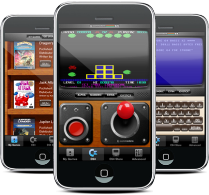 Emulatore del Commodore64 per iPhone rifiutato da Apple