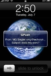 Arrivano le notifiche Push con Gmail su iPhone?
