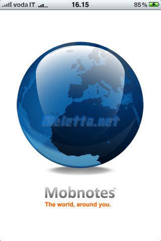 [Esclusiva] Recensione Mobnotes per iPhone