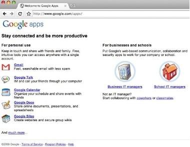 Il sistema operativo di Google nel 2010 con Chrome OS