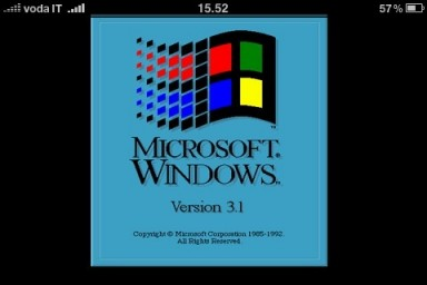 Windows su iPhone con Windoze [Video]