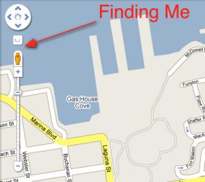 Google Maps aggiunge la localizzazione su Web