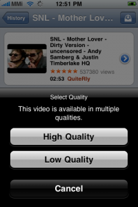 Scarica i video di Youtube su iPhone con Yourtube [Aggiornato]