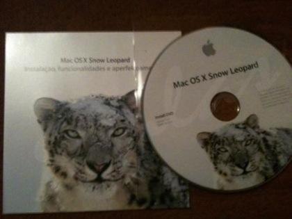 """Avvistata copia """"finale"""" di Snow Leopard"""