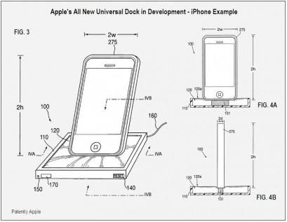 Apple: un nuovo rivoluzionario dock universale. Lo dice un brevetto