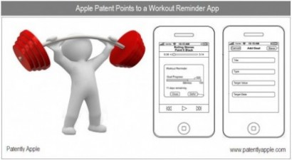 iPhone come personal trainer? Lo dice un brevetto