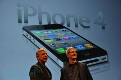 iPhone 4 CDMA con Verizon: hot spot, antenna e nuovo firmware