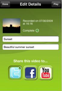iPhone: Aggiornamento per Qik, ora senza restrizione Wifi