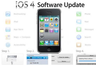 Apple: aggiornamento iOS 4.3.1