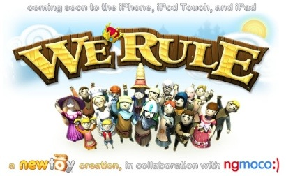 "Da Ngmoco in arrivo ""We Rule"", il ""farmville"" medievale"