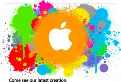 "Evento Apple il 27 Gennaio: ""come see our lastest creation"""