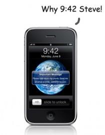 Curiosità: svelato il mistero dell'orario nelle immagini Apple
