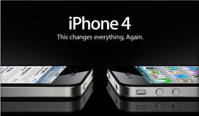 Pubblicati i prezzi dell'iPhone 4 senza abbonamento in USA