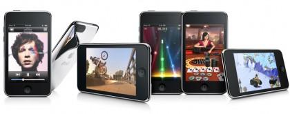 Nuovi iPod, tra fotocamera, CPU, capienza e tanti colori