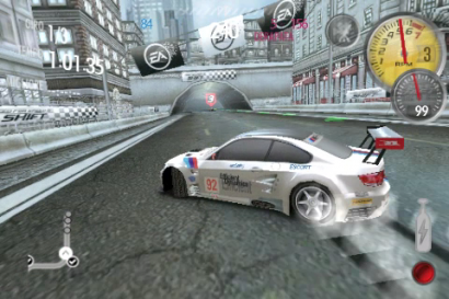 A breve Need For Speed Shift su App Store (Immagini)
