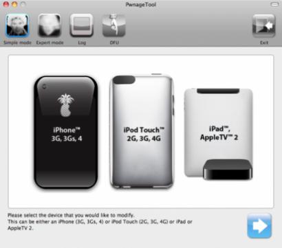 Il nuovo Pwnage Tool in arrivo, ecco come sarà