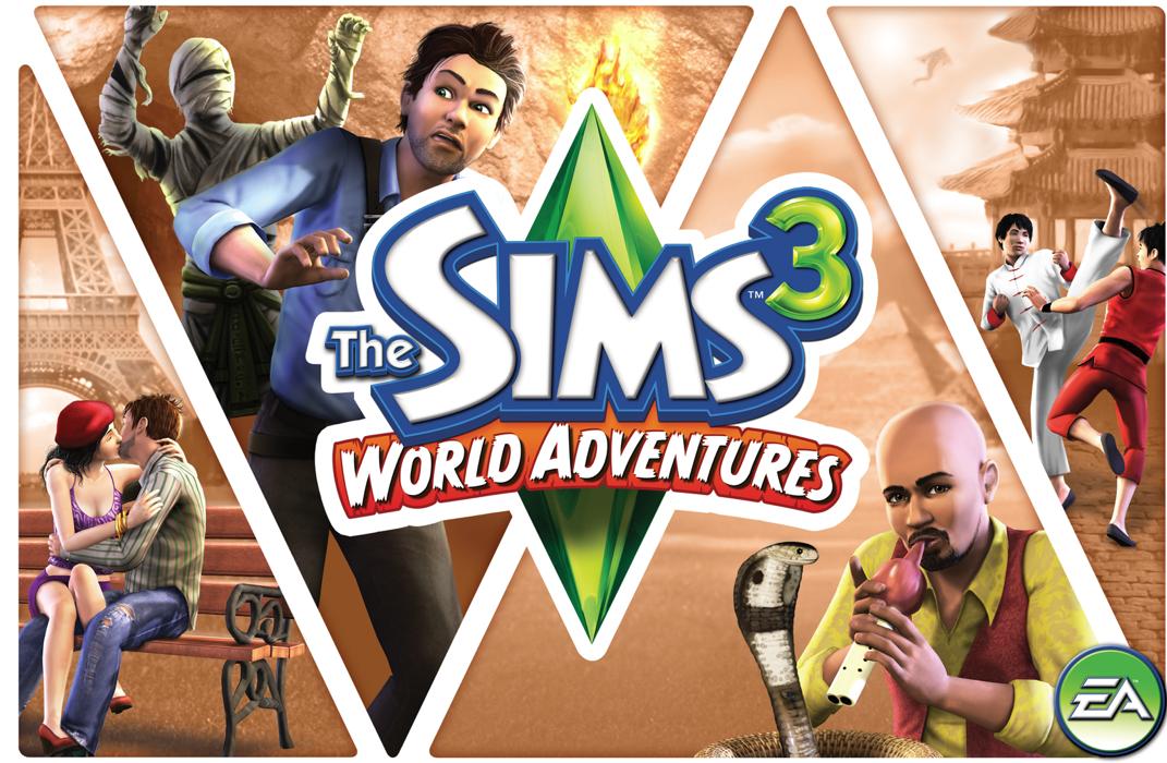 the sims 3 world adventures presto su iphone. Black Bedroom Furniture Sets. Home Design Ideas