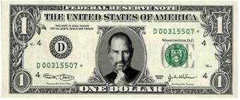 Steve Jobs: un altro anno, un altro dollaro
