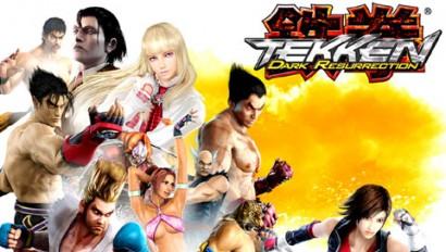 Tekken anche su iPhone?