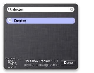 Tv Show Tracker addomestica le serie TV