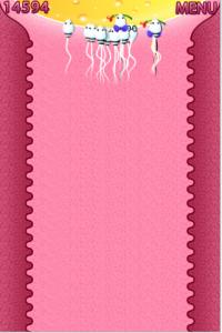 iSperm: gioco per iPhone/iPod Touch