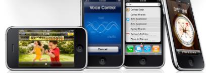 Ecco l'iPhone 3G S, il nuovo arrivato
