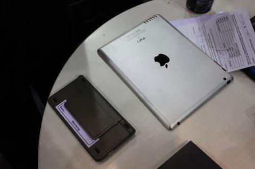 Avvistato iPad 2 al CES 2011?