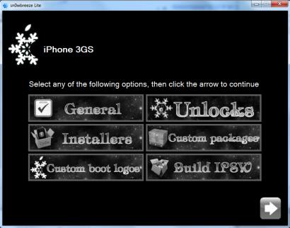 GUIDA| Sn0wbreeze Lite: crea custom firmware su Windows [AGGIORNATO]
