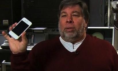iPhone 4 bianco in arrivo, parola di Woz