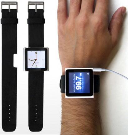 iPod Nano come orologio da polso, grazie a RockBand