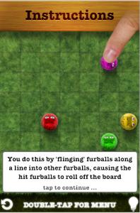 Fling!: un nuovo puzzle game per iPhone