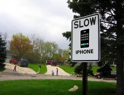 Aggiornamento di iOS4 per iPhone 3G, parola di Steve
