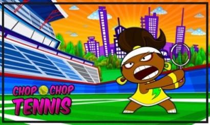 In arrivo Chop Chop Tennis su App Store