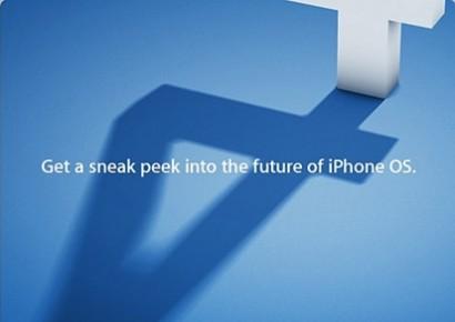 iPhone: 8 aprile evento di presentazione del firmware 4.0