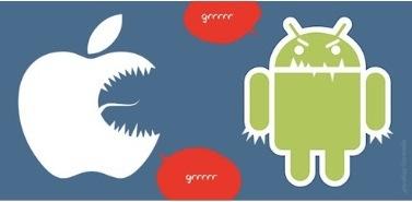 Video-confronto tra iPhone 3GS  e Motorola Droid (Milestone)