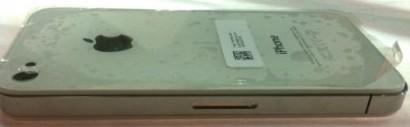 iPhone 4G: prime immagini della cover posteriore?