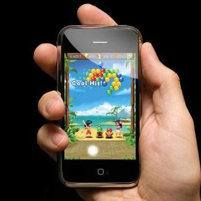 iPhone e giochi: il più usato  dagli sviluppatori