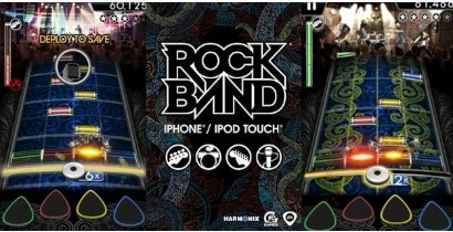 Rock Band Free disponibile su App Store
