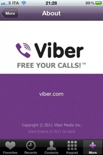 App Store: succose novità in arrivo su Viber