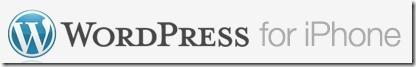 WordPress 2 presto su App Store